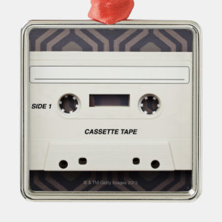 Cassette Tape 3 Christmas Ornament