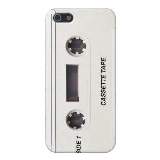 Cassette Tape 3 iPhone 5/5S Cases