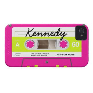 Cassette Tape Blackberry Case