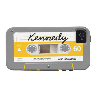 Cassette Tape Case For The iPhone 4