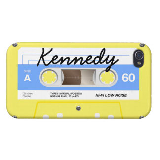 Cassette Tape Covers For iPhone 4