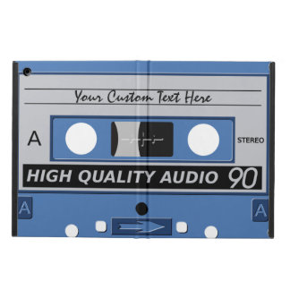 Cassette Tape custom cases