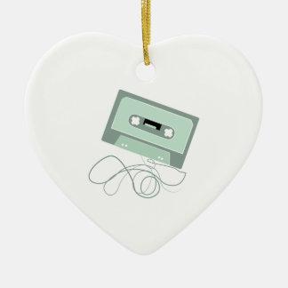 Cassette Tape Ornament