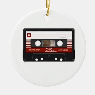 Cassette Tape Ornaments