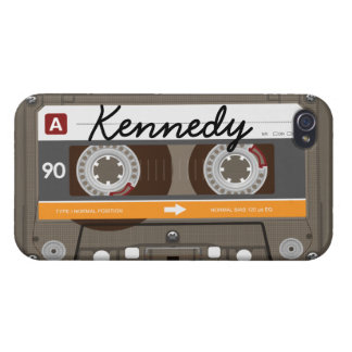 Cassette Tape iPhone 4 Covers