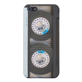 Cassette Tape iPhone 5/5S Case