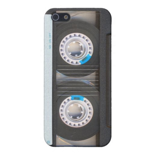 Cassette Tape Case For iPhone 5