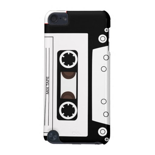 cassette tape ipod case iPod touch 5G covers