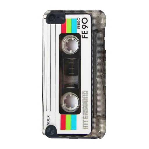 Cassette Tape iPod Touch Case