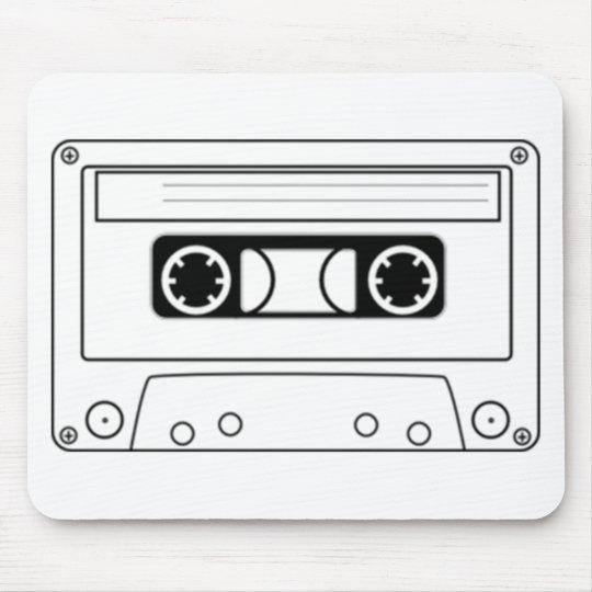 Cassette Tape Mouse Mat