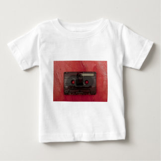 Cassette tape music vintage red baby T-Shirt