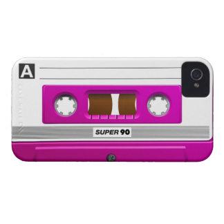 Cassette tape pink blackberry bold cover