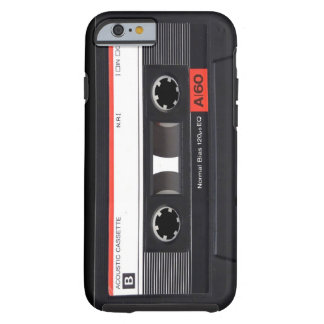 Cassette Tape Red iPhone 6 case