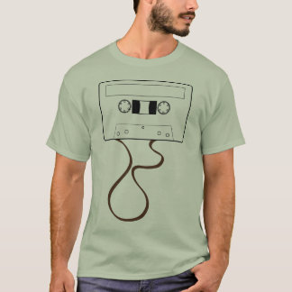 Cassette Tape Unwound T-Shirt