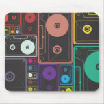 Cassette Tapes Mouse Mats