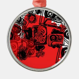 """Cassettes"" design made for true dreamers! Christmas Ornament"