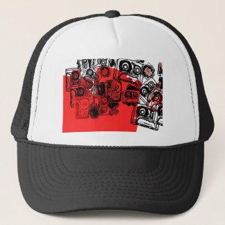 """""""Cassettes"""" design made for true dreamers! Trucker Hat"""