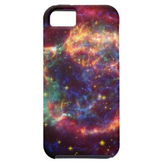Cassiopeaia galaxy tough iPhone 5 case