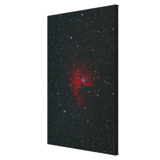 Cassiopeia 2 canvas print