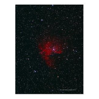 Cassiopeia 2 postcard