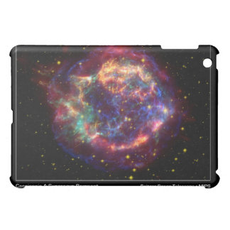 Cassiopeia A Death Becomes Her iPad Mini Cases