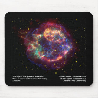 Cassiopeia: A Death Becomes Her Mouse Mat