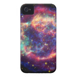 Cassiopeia A Supernova ... Death Becomes Her iPhone 4 Case-Mate Cases