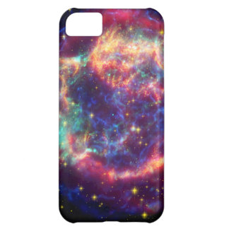 Cassiopeia A Supernova ... Death Becomes Her iPhone 5C Case