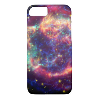 Cassiopeia A Supernova ... Death Becomes Her iPhone 7 Case