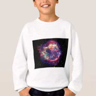 Cassiopeia A Supernova ... Death Becomes Her Sweatshirt