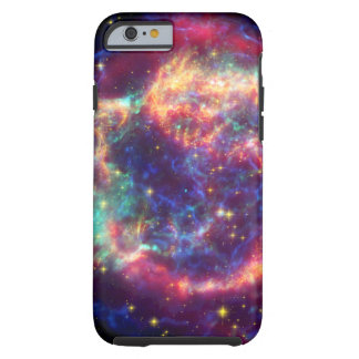 Cassiopeia A Supernova ... Death Becomes Her Tough iPhone 6 Case