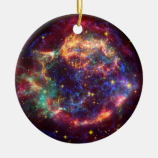 Cassiopeia Constellation Christmas Ornament