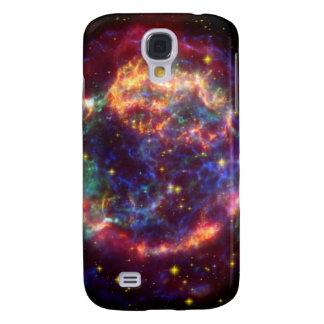 Cassiopeia Constellation Galaxy S4 Case