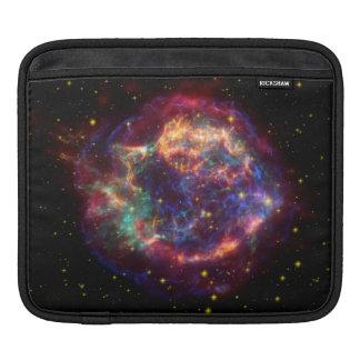 Cassiopeia Constellation iPad Sleeve