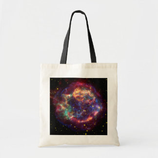 Cassiopeia Galaxy Supernova remnant Tote Bag