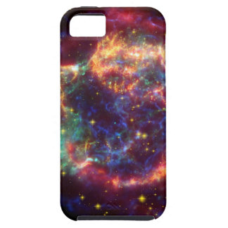 Cassiopeia Galaxy Supernova remnant Tough iPhone 5 Case