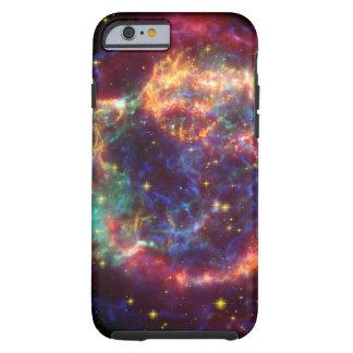 Cassiopeia Galaxy Supernova remnant Tough iPhone 6 Case