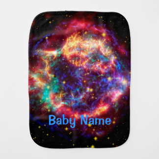 Cassiopeia, Milky Ways Youngest Supernova Burp Cloth