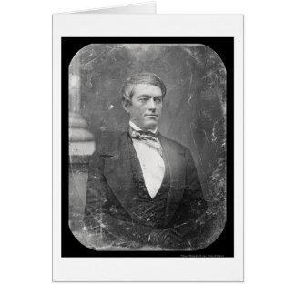 Cassius Clay Daguerreotype 1850 Greeting Card