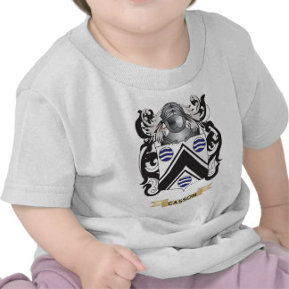Casson Coat of Arms Family Crest T Shirt