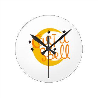 Cast A Spell Clocks