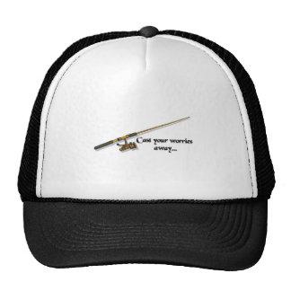Cast away your worries hat