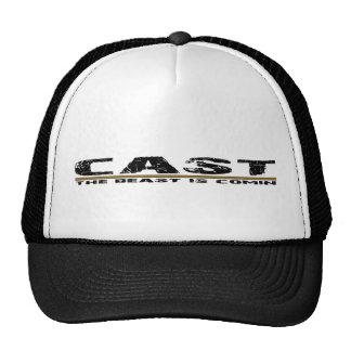 Cast - Beast is Comin - Trucker Hat