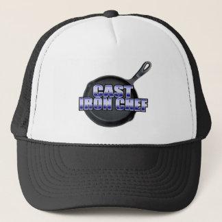 Cast Iron Chef Trucker Hat