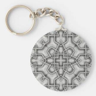Cast Iron Key Ring