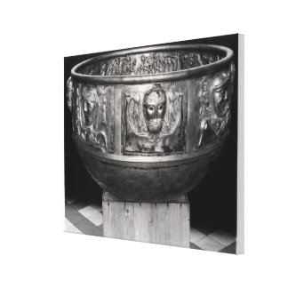 Cast of the Gundestrup Cauldron Canvas Print