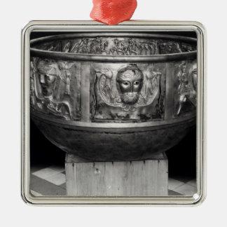 Cast of the Gundestrup Cauldron Christmas Ornament