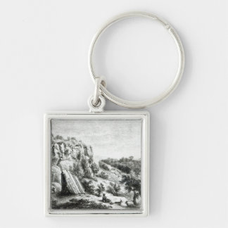 Castel d'Asso, from the Necropolis Keychains