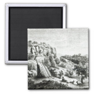 Castel d'Asso, from the Necropolis Magnet