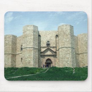 Castel del Monte Mouse Pad